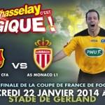 Coupe de France : Chasselay al asalto de Mónaco