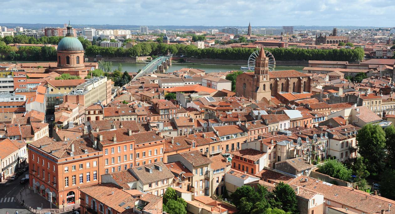 Toulouse la ville rose for Piscine toulouse