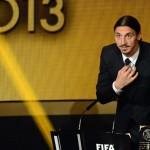 Ibrahimovic gana el Premio Puskas