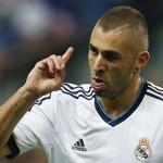 Benzema, francés con más partidos en el Madrid