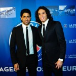 "Nasser Al-Khelaïfi: ""Cavani seguirá en el PSG la próxima temporada"""