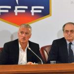 La FFF y Deschamps denuncian a la novia de Nasri