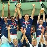 Francia en los Mundiales: Francia 1998