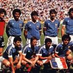 Francia en los Mundiales: España 1982