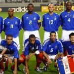 Francia en los Mundiales: Corea y Japón 2002