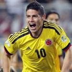 James Rodríguez hace historia con Colombia