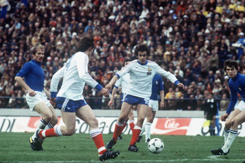 Resultado de imagen para platini argentina 1978