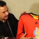 Mammadov avisa de que no ingresará más dinero