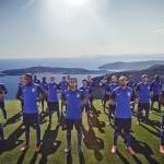 El Mónaco vestirá de azul