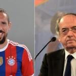Le Graët no cree en la retirada internacional de Ribery