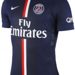 Las camisetas de la Ligue1 2014/2015