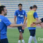 Video: Valbuena ya se entrena en Moscú