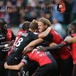 Rennes 6-2 Evian: Festival del Rennes