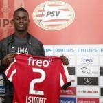 Isimat-Mirin cedido al PSV Eindhoven