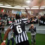 La Juventus loca por Paul Pogba