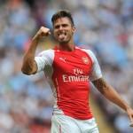 Giroud renueva hasta 2018 con el Arsenal