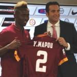 Para Mapou Yanga-Mbiwa, fue un error ir a jugar a la Premier League