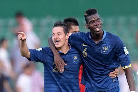 Thauvin y Pogba están llamados a ser el futuro de Francia