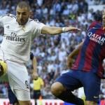 Benzema y el Madrid se llevan el Clásico