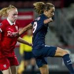 Twente 1-2 PSG: Asllani vislumbra el horizonte cual faro