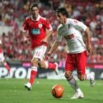 Mónaco y Benfica debutan en partido oficial