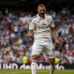 Benzema brilla con el Real Madrid