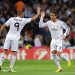 """Cristiano Ronaldo: """"Benzema es el mejor delantero de la Liga"""""""