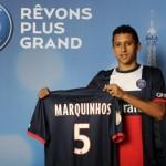 """Marquinhos: """"No he renovado, pero sigo en el PSG"""""""