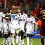 Francia, salpicada por un tema FIFA de 2009