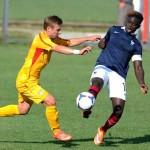 Empieza el Europeo U17 para Francia