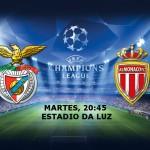 El Mónaco visita a un Benfica que se la juega