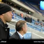 Adriano está en Le Havre, pero…