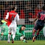 Benfica 1-0 Mónaco: El Mónaco se complica