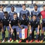 Francia, a semifinales de la EUROU17
