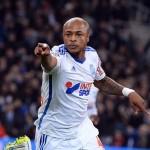 André Ayew nombrado mejor africano de la Ligue 1