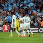 OM 3-0 Bastia: Al final, a Europa League