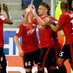 Lille 3-1 Lens: Derby du Nord con sabor amargo