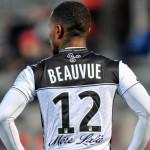 Beauvue podría perderse el choque ante el ASSE