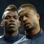 Doblete para Evra y Pogba con la Juventus