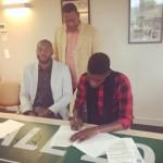 Kasembe se compromete con el AJ Auxerre