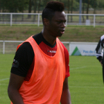 Slimane Sissoko cerca del Angers