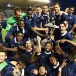 Francia vence en Toulon