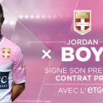 Jordan Boy pasa a profesional con el Évian