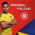 Falcao, mejor goleador de la historia de Colombia
