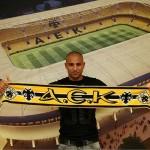 Djebbour nuevo jugador del AEK