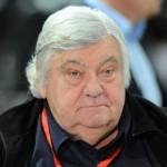 El homenaje del Montpellier a su presidente