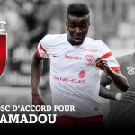 Ibrahim Amadou se une al proyecto del Lille