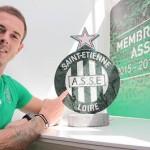 Nolan Roux nuevo jugador del Saint-Étienne