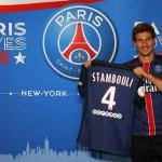 OFICIAL: Stambouli, presentado con el PSG