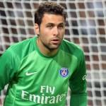 Sirigu será titular mañana en Coupe